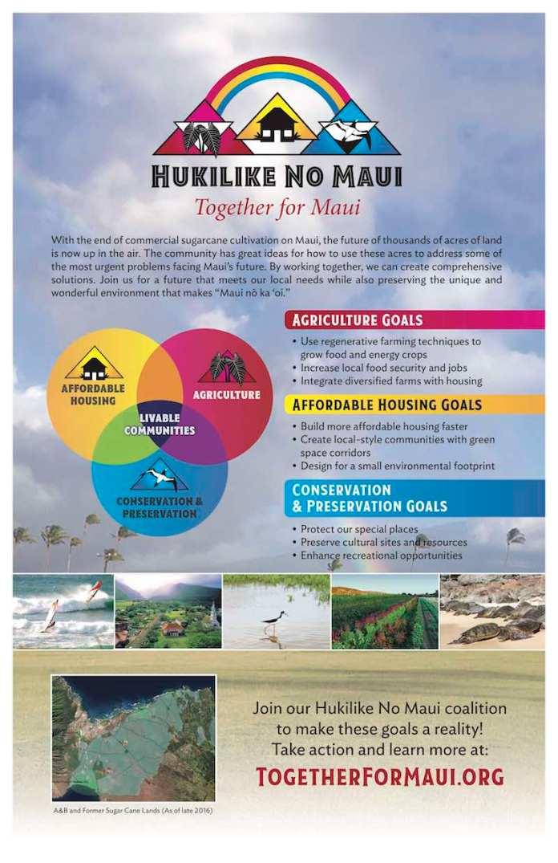 Hukilike A&B cane land