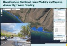 Maui sea level rise