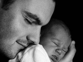 Newborn father tips