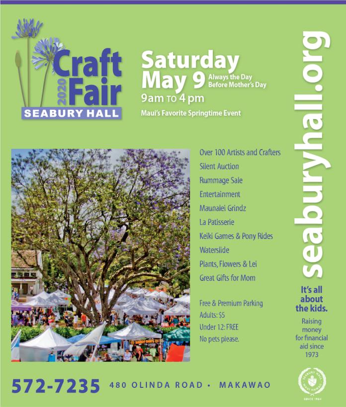Seabury Craft Fair 2020
