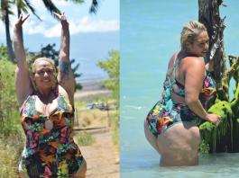 Sew Surreal Maui swimwear