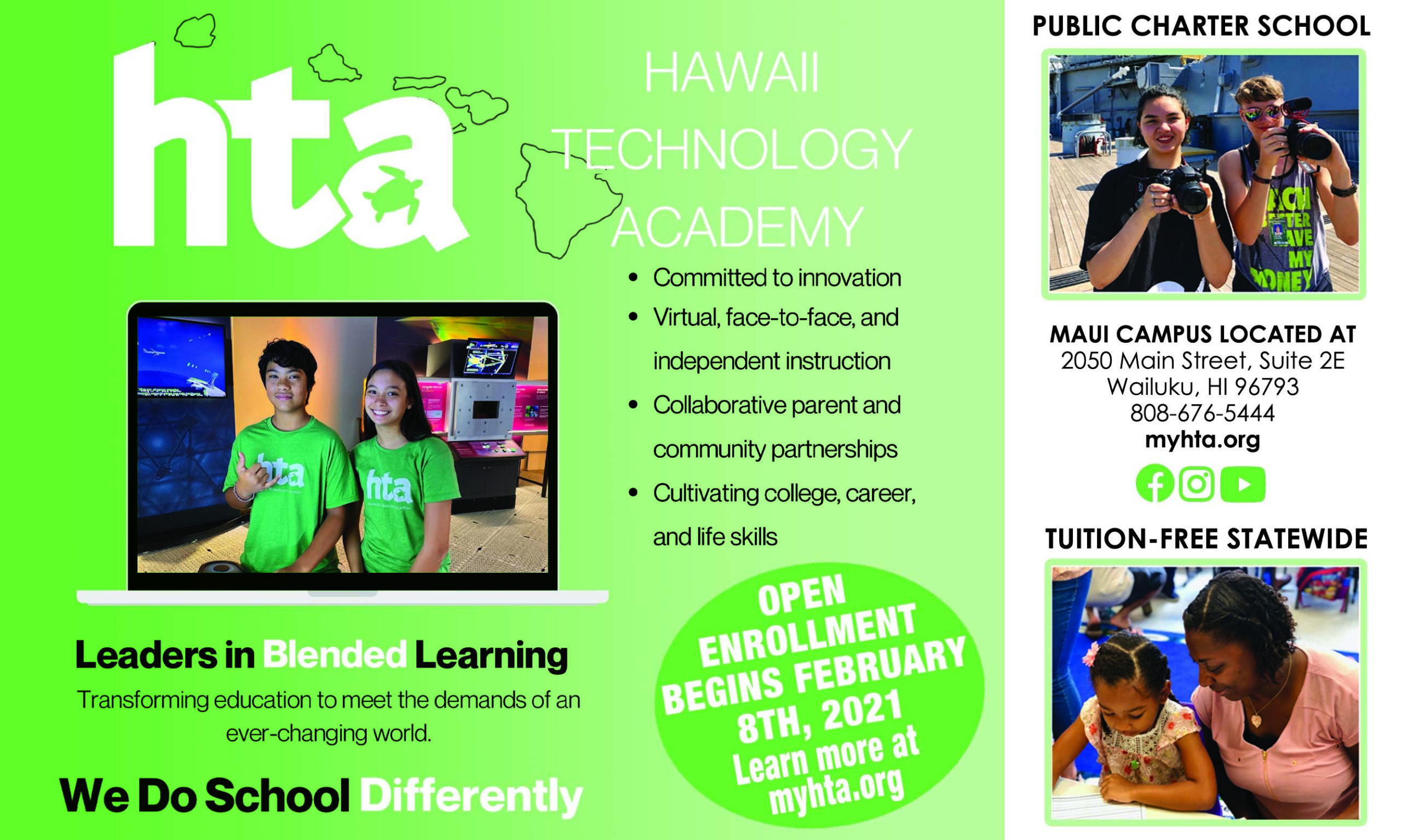 Hawaii Technology Academy Maui