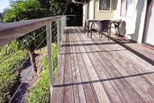 Maui deck cleaning