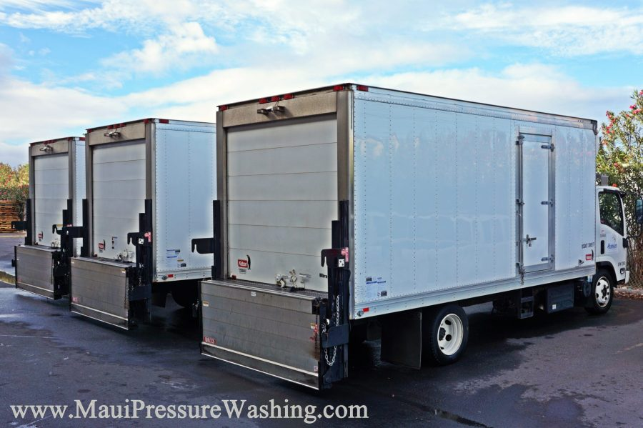 Maui Truck Cleaning Services