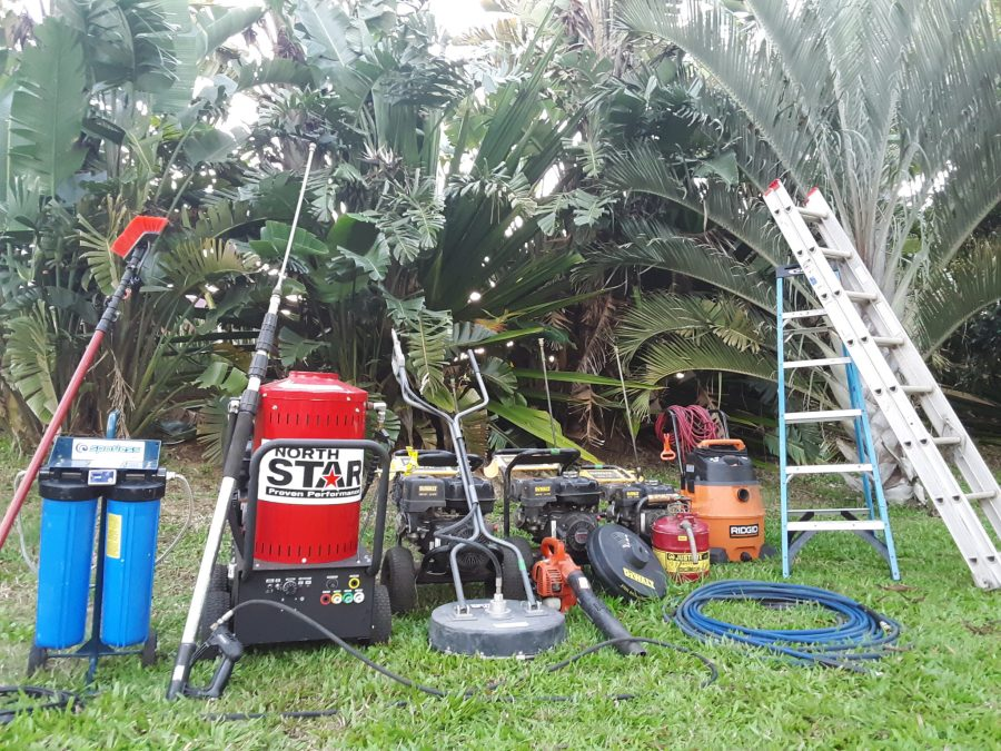 Power Washing Rentals