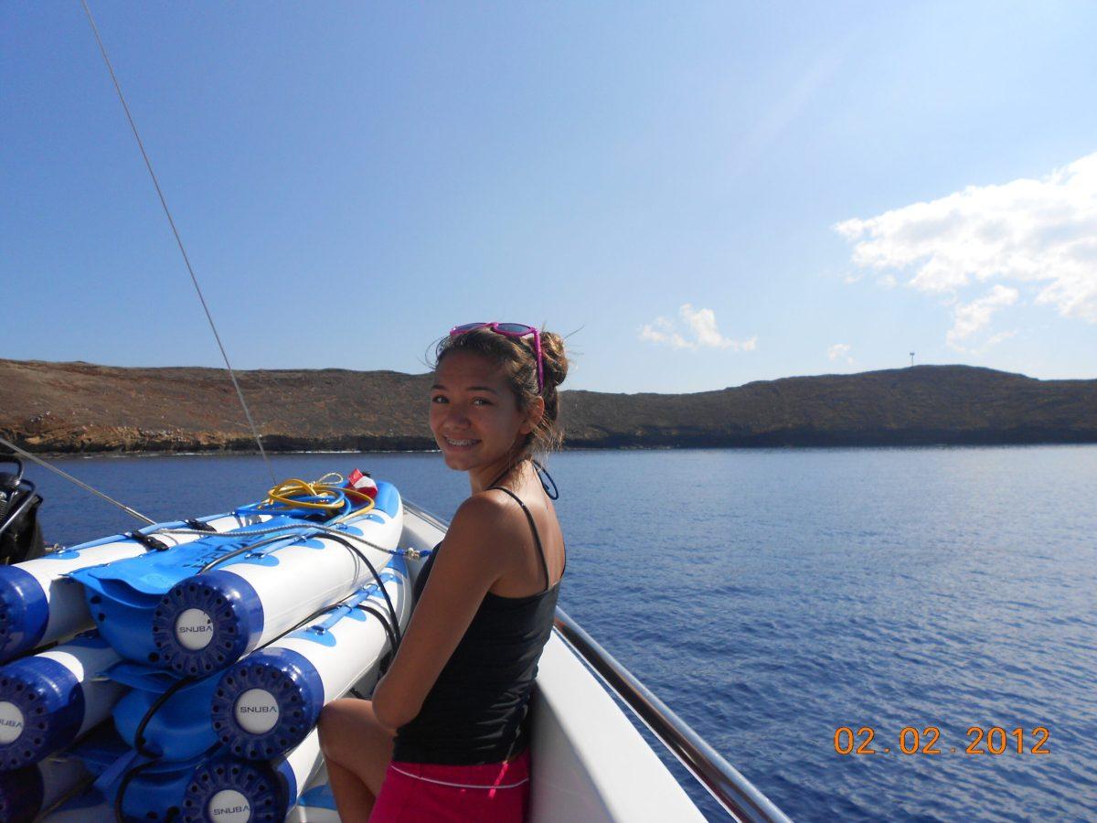 Four winds Molokini Snorkel Tour