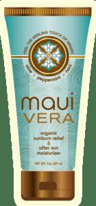 Maui Vera Healing Sun care