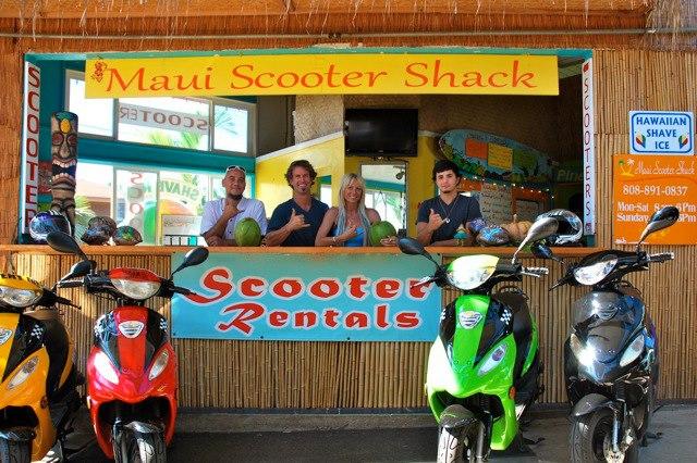 Maui Scooter Shack