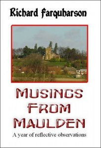 Book cover for Richard Farquharson