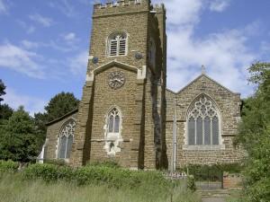 St Mary the Virgin Church Maulden