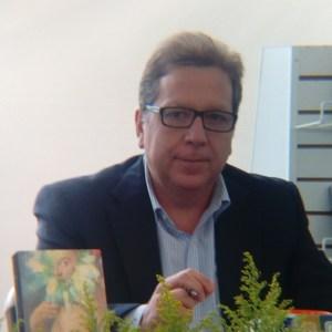 Ricardo Cayuela Gally - director de la firma editorial Random House México
