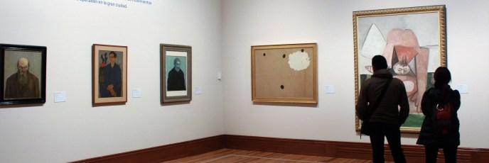 El Museo Nacional de Arte presenta magna exposición sobre el artista Carlos Mérida