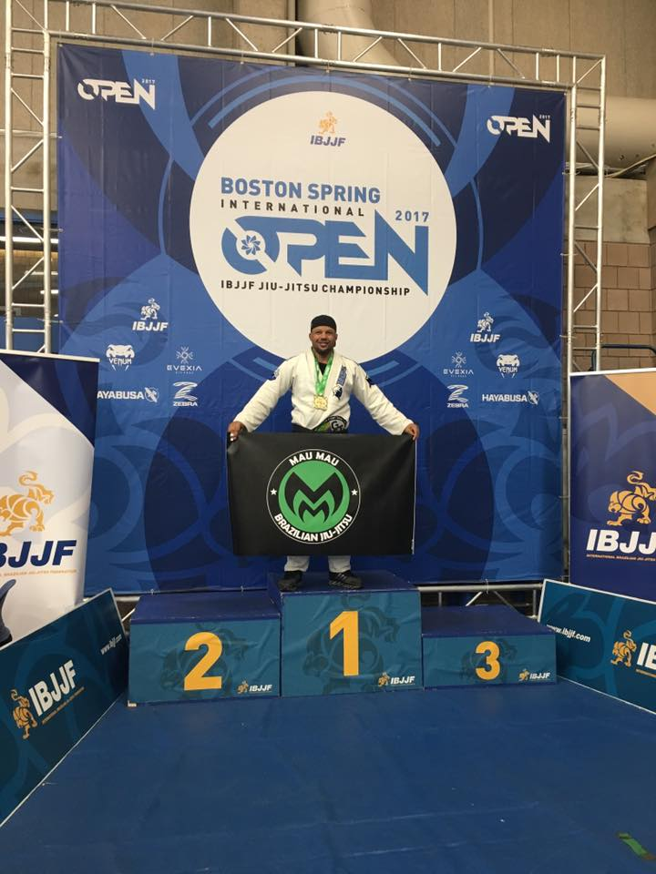 Champion Boston Open