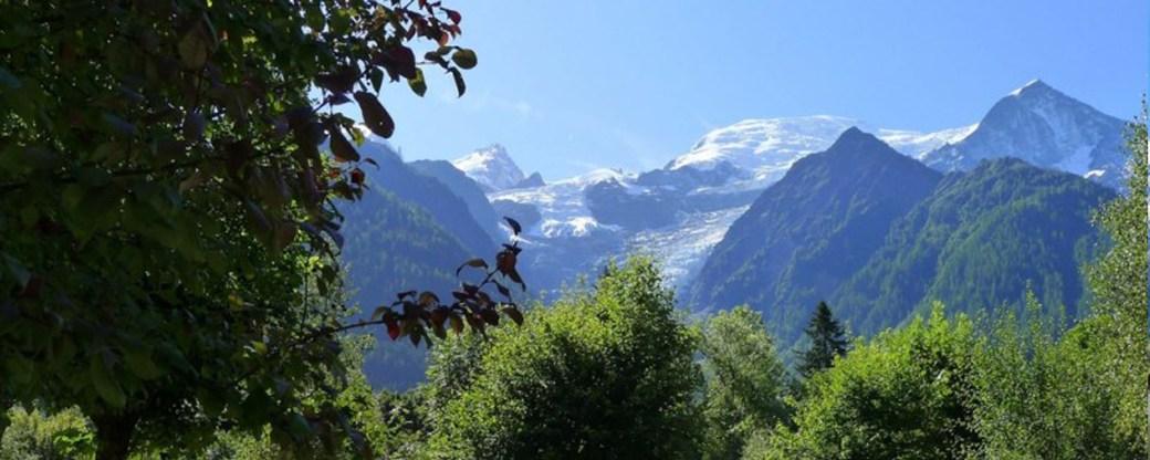 Apaisée Glacier
