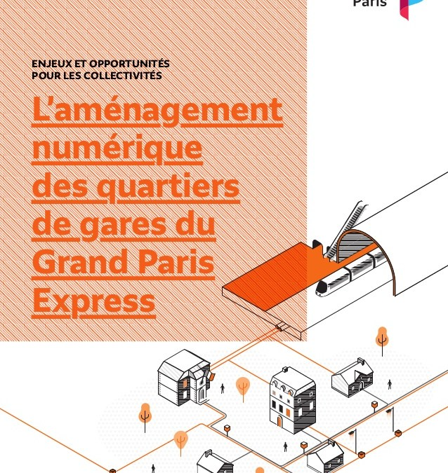 Livret numérique Grand Paris Express   #SocieteGrandParis