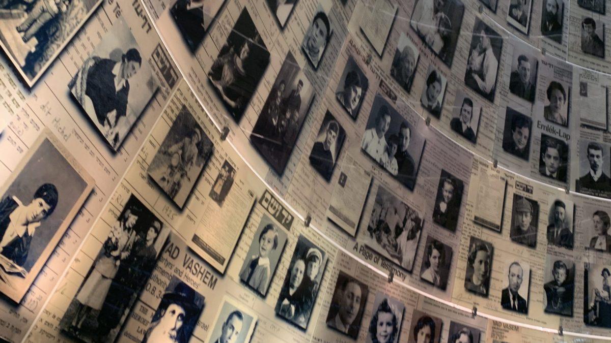 8 MAi 1945  : Yad Vashem Mémorial