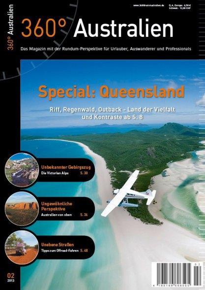 360° Australien_Queensland_Cover