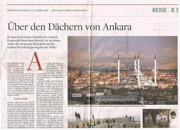 WamS - Über den Dächern von Ankara - Ankara11032013_Seite_1