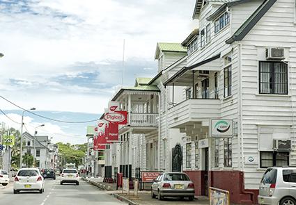 SU_Paramaribo_Henck Arron Straat_5_©Hilke Maunder