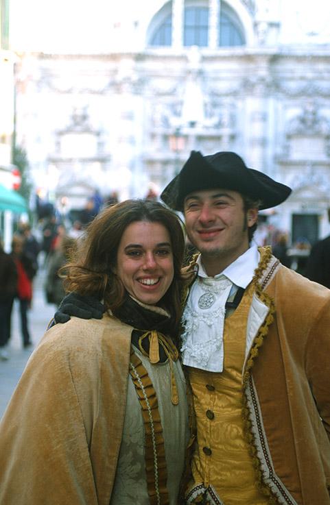 I/Venetien/Venedig: Carnevale