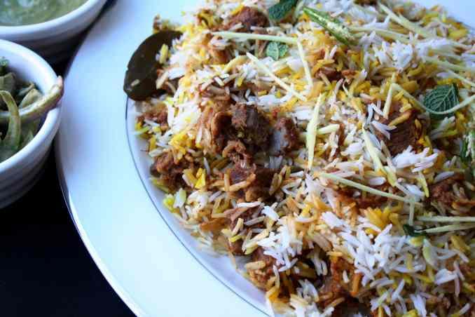 Gosht Ki Biryani   Indian Recipes   Maunika Gowardhan