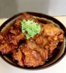 常磐線我孫子駅にある立ち食いそば弥生軒の唐揚げがうまい!