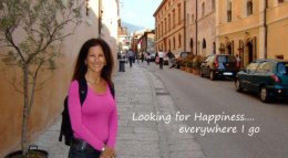 Happiness Photo in Italy