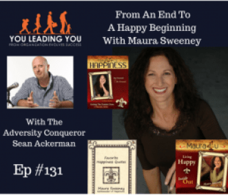 Maura Sweeney featured on You Leading You Podcast with Sean Ackerman
