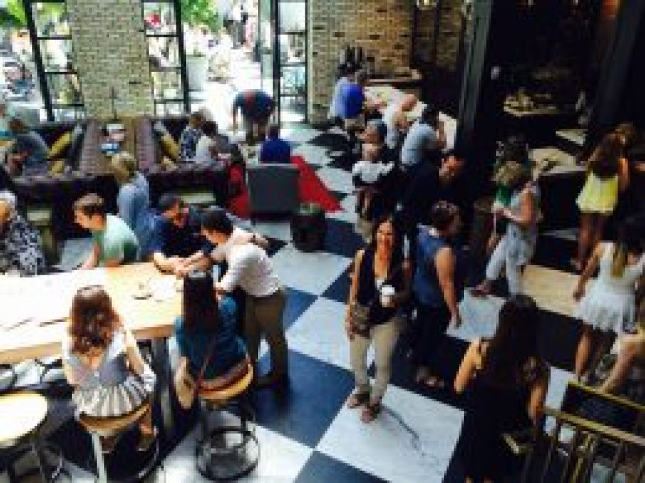 Discovering a joyful space at Tampa's Oxford Exchange