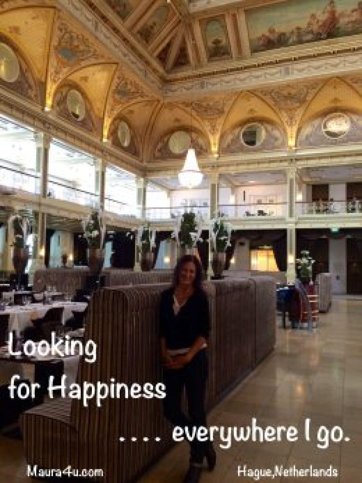 MS at Hague hotel