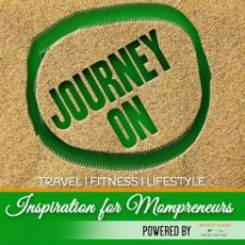 Maura Sweeney + Journey On Mompreneur Podcast