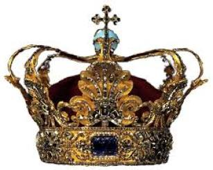 Wikipedia crown