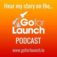 Go For Launch Podcast Guest Badge