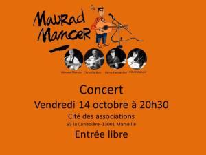 Concert du 14/10