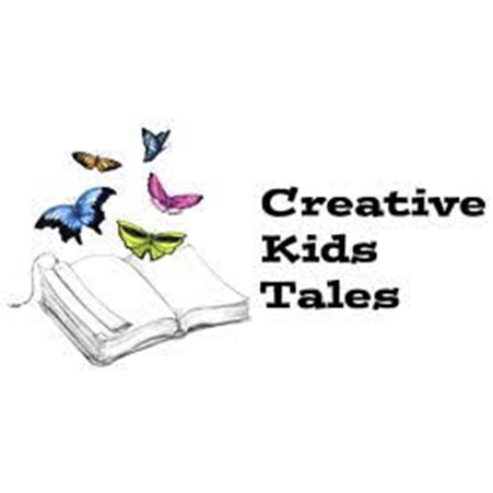 Maura Pierlot Membership - Logo for Creative Kids Tales
