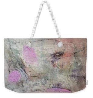 aspirational-maura-satchell weekender tote bag