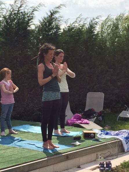 Maura Yoga per Aita
