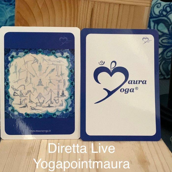 carte da Yoga Asana