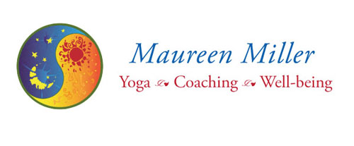 Maureen Miller:  Yoga, Coaching, Well-Being