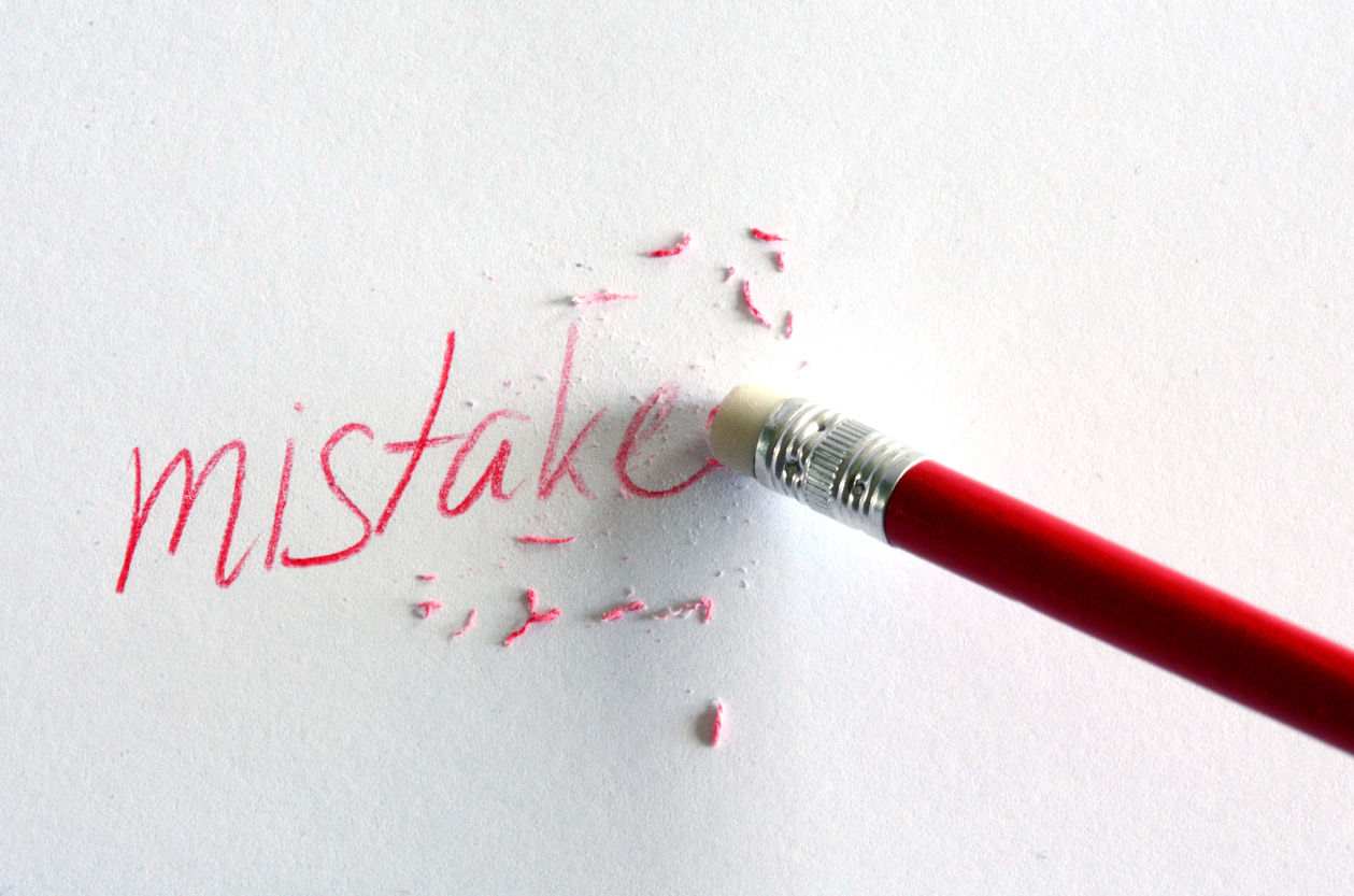 On Making Mistakes