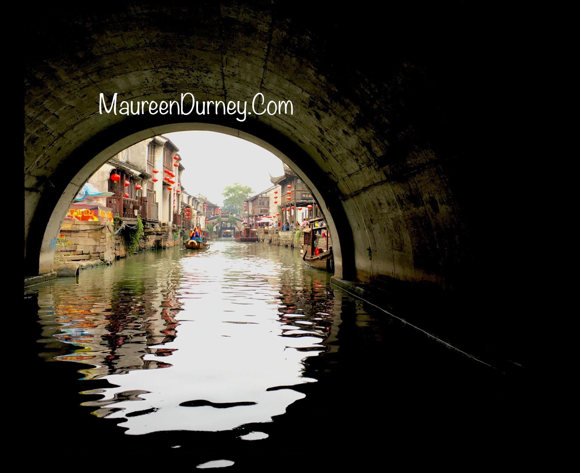 Maureen. Durney
