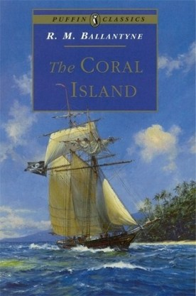 Norman the-coral-island