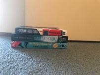 Tess's book stop 2