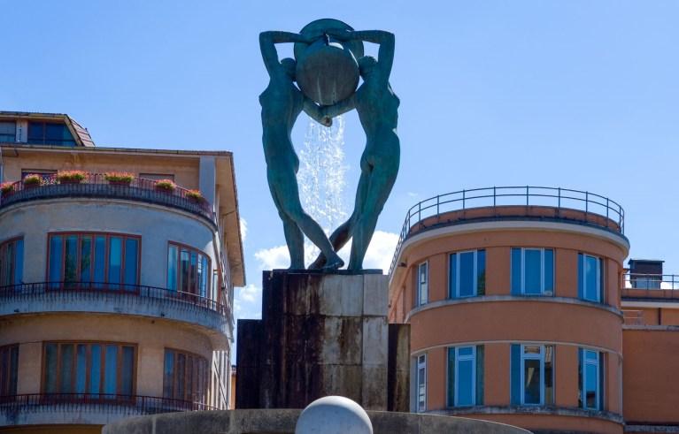 Laquila Italy