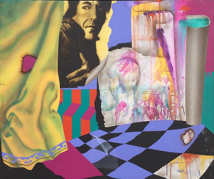 #86 Studio Walls - Brendan Behan