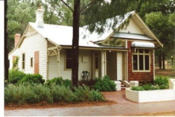 The lovely Peter Cowan Writers Centre