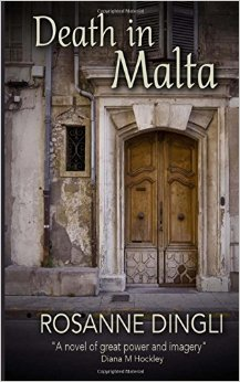 Death in Malta, new cover