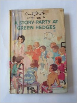 Enid Blyton once a famous children's writer