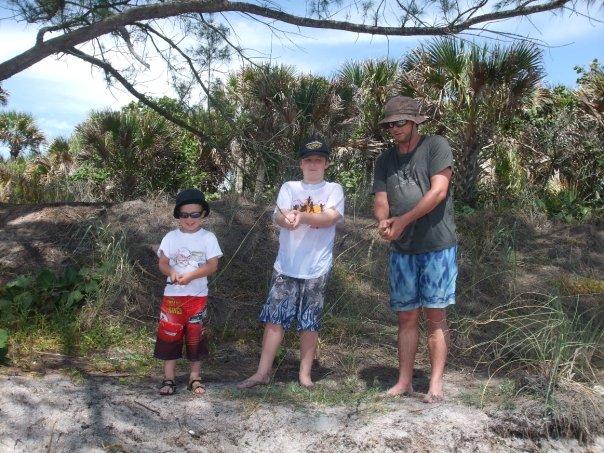 Cool Kids fishilng