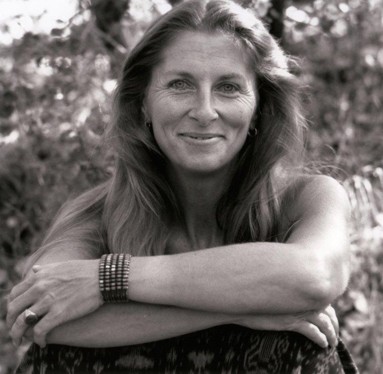 Joan Halifax Photo by Maureen Murdock